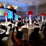 centre pieces, event management