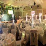 event management, illuminated table centres